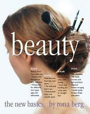 Beauty the new basics by Rona Berg
