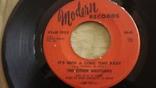 "OTHER BROTHERS ""Hole In The Wall / Long Time Baby""  MODERN 1027 Very Strong VG"