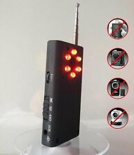New Hidden camera recording devices spy equipment Detector RF signal Detector