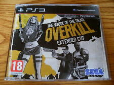 The house of the dead overkill promo – PS3 ~ nouveau (full promotionnel jeu)