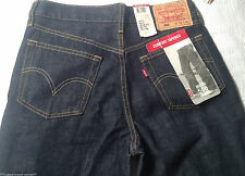 NEW - RRP $149 - Mens Levi's Red Tab '506 COMFORT TAPERED' Blue Indigo Jeans