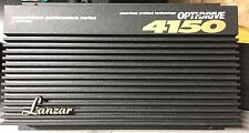Refurbished Old School Lanzar Optidrive 4150 4 channel amplifier,USA Made,Amp,SQ