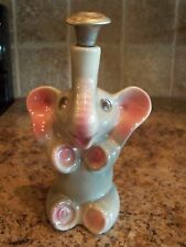 Vintage Elephant Laundry Clothes Sprinkler Bottle