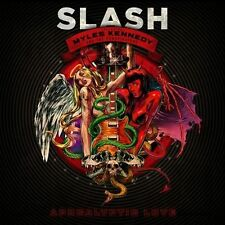 Apocalyptic Love by Slash (CD, Jun-2012, Roadrunner Records)