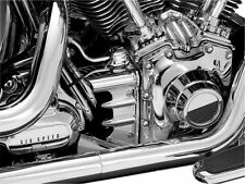 Kuryakyn Chrome Oil Line Cover Deluxe Nacelle Trim Harley Softail 2007-2017 8395