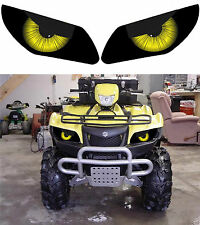 SUZUKI KING QUAD KINGQUAD HEADLIGHT DECAL STICKER 450 500 700 750 4 X 4 ATV 2