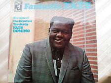 """12"""" Fats Domino - Fantastic Fats"""
