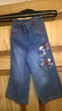DEBENHAMS TIGER LILY JEANS AGE 18-24 MONTHS