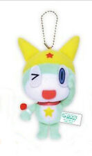 Sergeant Frog 4'' Shin Keroro Prize Plush Key Chain NEW