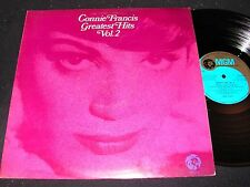 CONNIE FRANCIS Greatest Hits vol.2 / 60s UK Mono LP MGM 2353056 Select