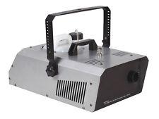 Neo Neon F1500 Humo Máquina De Niebla Dmx 1500w Inc con cable remoto temporizador