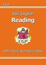 KS1 English Reading SATS Study & Practice Book (for the New Curriculum) by CGP