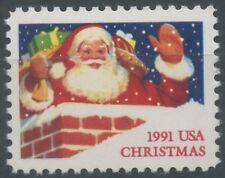 USA ETATS UNIS 1991 N°1994** PERE NOEL,  Father Christmas   MNH