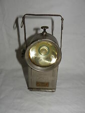 ALTE DOMINIT HG3 BERGBAU LAMPE GRUBENLAMPE HWR 1208