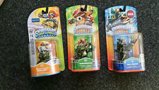 Skylanders - 2x Green Metallic + Silver Sprocket - NEU & OVP !!!