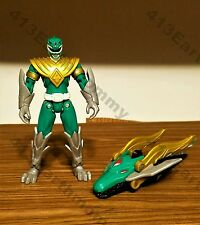 "Mighty Morphin Power Rangers 2010  DX ""Action Green Ranger"" (Complete)"