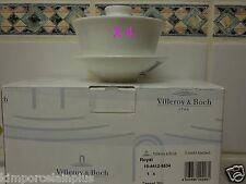 Villeroy & Boch SET OF 4  ROYAL TEA SET 3 Pieces Individual Tea Set  NEW