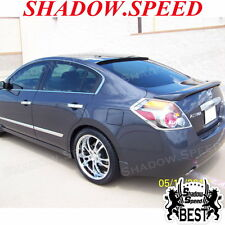 Unpainted B-Type Rear Roof Spoiler Wing For 2013-15 Nissan Altima Sedan ✪