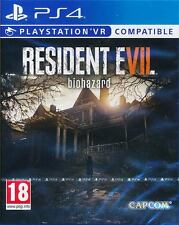 Resident Evil 7 Biohazard PS4 Game PSVR BRAND NEW (Multi-Language)