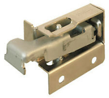 Cabinet Hanger, steel, nickel-plated, right hand