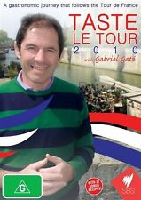 Taste Le Tour 2010 with Gabriel Gate - Christian Maier DVD NEW