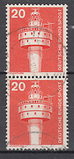 BRD 1975 MER. n. 848 COPPIA timbrato LUSSO!!! (21564)