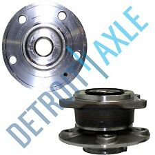Pair: 2 New REAR Wheel Hub and Bearing Assembly 2003-11 Volvo XC90 AWD ABS