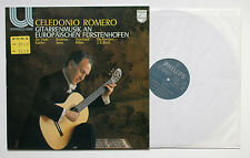 GUITAR MUSIC/European Court ROMERO De Visee/Galilei/Dowland PHILIPS 6582001 LY