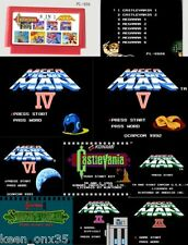 Famicom/Famiclone cartridge best games only Castlevania Mega Man