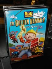 Bob the Builder: The Golden Hammer - The Movie (DVD) BRAND NEW!