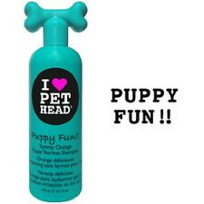 Pet Head Puppy Fun Shampoo 475ml, fast dispatch