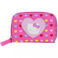 Hello Kitty Wallet - Pink Hearts