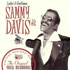 SAMMY DAVIS JR, Ladies & Gentlemen, CD New and Unopened