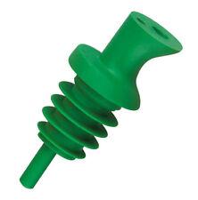 Piazza - Tappo versatore continuo verde conf. 12 pezzi Continuous pourer