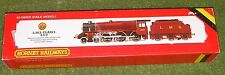 HORNBY TRAINS RAILWAY OO GAUGE R842 LMS 4-6-0 CLASS 5 LOCOMOTIVE & TENDER