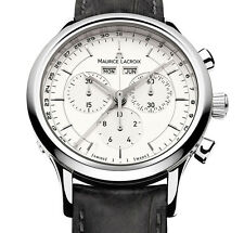 Maurice Lacroix Herren Uhr Chronograph LC1008-SS001-130 , 1150 €uro , NEU & OVP