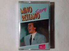 MINO REITANO Story vol. 2 mc SIGILLATA