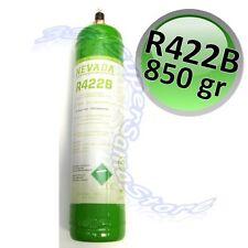 3S BOMBOLA RICARICABILE GAS REFRIGERANTE R422B DA 850 gr SOSTITUTO ex R22 NUOVO