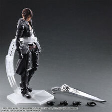 Play Arts Kai Final Fantasy VIII FF8 Squall Leonhart PVC Figure Statue Model
