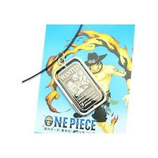 Collier One Piece Ace
