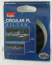 Kenko CIRCULAR PL CPL Filter 67mm for Lens Made in Japan