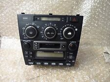 LEXUS IS200 - HEATER CONTROL PANEL + SOUND SYSTEM CD PLAYER 6 DISC 86120-53040