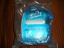 HTF Tomy/Cella Sticker Machine-Scrapbooking-Blue-MIO Plastic Bag