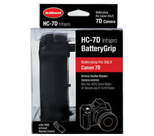 Hahnel HC-7D Battery Grip for Canon EOS 7D with Built-in Remote Control