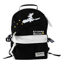TouHou Project Kirisame Marisa Anime Shoulders bag School Backpack Cosplay Gift
