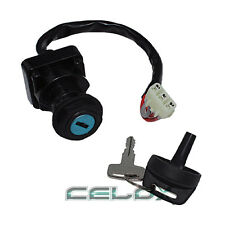 IGNITION SWITCH KEY for ARCTIC CAT 500 4X4 FIS MRP MAN 2000-2007