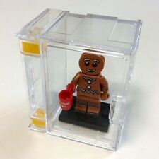 NEW LEGO Minifigure Collector's Display Case / Figure Case (10 pcs)