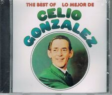 Celio Gonzalez The best/Lo Mejor   (NON-REMASTERED) BRAND NEW FACTORY SEALED CD