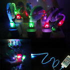 Light-up LED USB Data Sync Charger Cable Charging Cord for iPhone6 5 5S Android