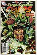 DC Comics Green Lantern Corps #17 December 2007 Sinestro Corps War VF+